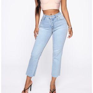 Por Vida jeans
